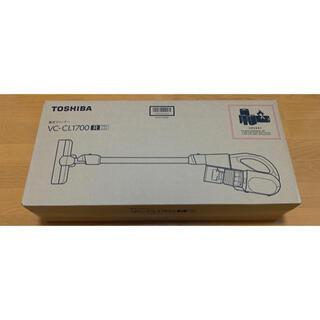 トウシバ(東芝)のVC-CL1700 Torneo V コードレス クリーナー トルネオ 掃除機(掃除機)