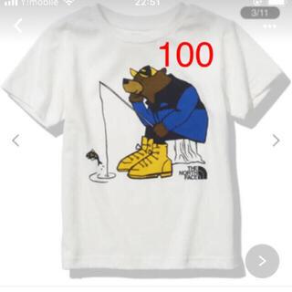 THE NORTH FACE - ノースフェイス トドラー グラフィック Tシャツ 100