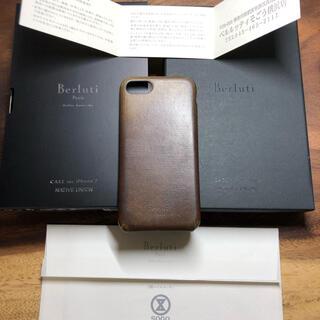 Berluti - ベルルッティBerluti iphone7 ケース 正規品