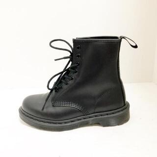 ドクターマーチン(Dr.Martens)のドクターマーチン ショートブーツ 5UK美品 (ブーツ)