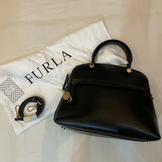 Furla - フルラ パイパー ブラック