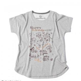 アフタヌーンティー(AfternoonTea)の‼️ALICE✖︎Afternoontea メッセージTシャツ サイズM(Tシャツ(半袖/袖なし))