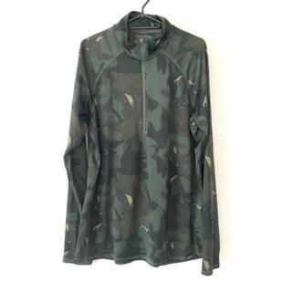 パタゴニア(patagonia)のパタゴニア 長袖カットソー サイズL メンズ(Tシャツ/カットソー(七分/長袖))