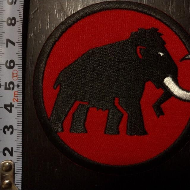 Mammut(マムート)のマムート Mammut アイロンワッペン スポーツ/アウトドアのスポーツ/アウトドア その他(その他)の商品写真
