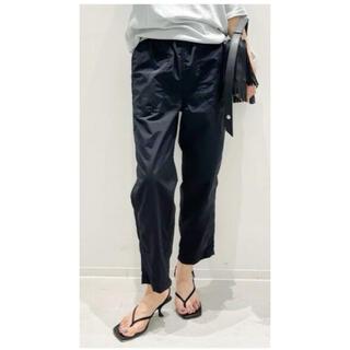 アパルトモンドゥーズィエムクラス(L'Appartement DEUXIEME CLASSE)のL'Appartement Americana Nylon Pants 34(カジュアルパンツ)