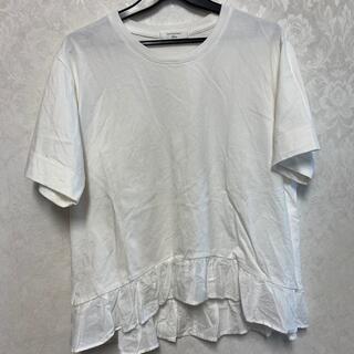 サマンサモスモス(SM2)の半袖Tシャツ(Tシャツ/カットソー(半袖/袖なし))