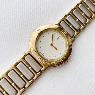 Saint Laurent - YVES SAINT LAURENT  レディースクォーツ腕時計 2針 稼動品