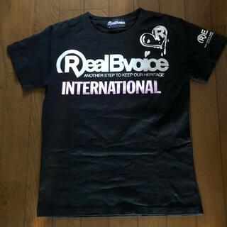 リアルビーボイス(RealBvoice)のRealBvoice Tシャツ(Tシャツ(半袖/袖なし))