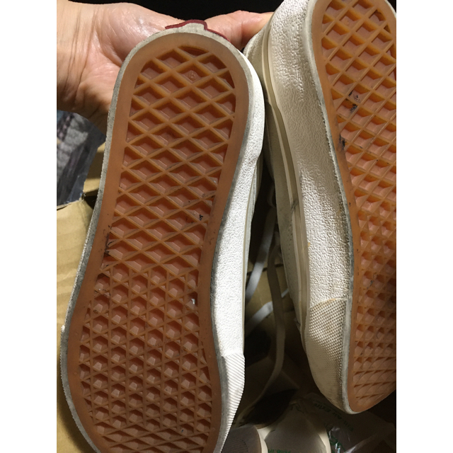 VANS(ヴァンズ)のVANS  22センチ スニーカー 人気色 レディースの靴/シューズ(スニーカー)の商品写真