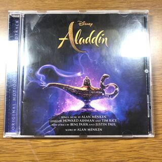「アラジン」オリジナル・サウンドトラック 英語盤(映画音楽)