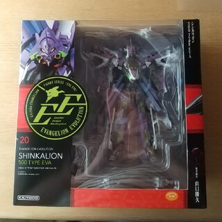 シンカリオン 500 TYPE EVA フィギュア エヴァンゲリオン(キャラクターグッズ)