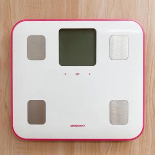 体重計 マッキーノ(体重計/体脂肪計)