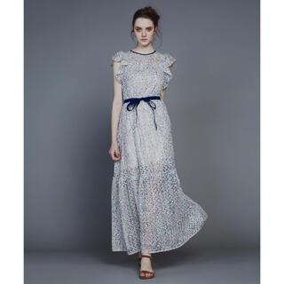 ダブルスタンダードクロージング(DOUBLE STANDARD CLOTHING)の2021SS新品 DOUBLE STANDARD CLOTHING ワンピース(ロングワンピース/マキシワンピース)