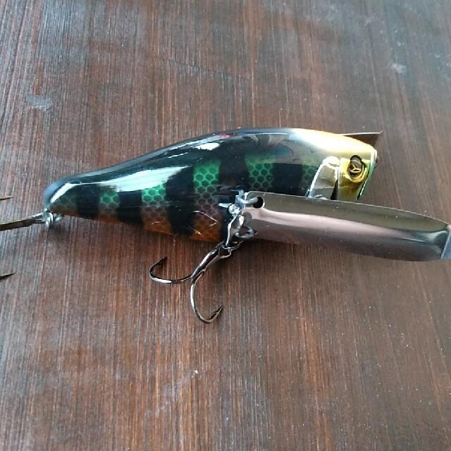 JACKALL(ジャッカル)のジャッカル RVクローラー バス釣りルアー スポーツ/アウトドアのフィッシング(ルアー用品)の商品写真