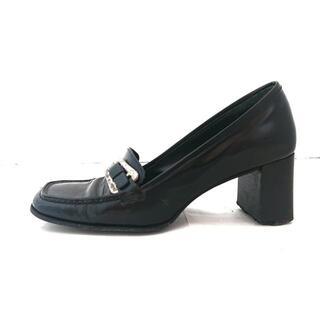 プラダ(PRADA)のプラダ ローファー  35 1/2 レディース -(ローファー/革靴)
