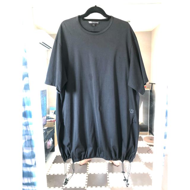 Y-3(ワイスリー)の【クーポン❣️】Y-3 オーバーシルエット ロングカットソー メンズのトップス(Tシャツ/カットソー(半袖/袖なし))の商品写真