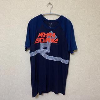 アルマーニエクスチェンジ(ARMANI EXCHANGE)のARMANI EXCHANGE アルマーニ Tシャツ M(Tシャツ/カットソー(半袖/袖なし))
