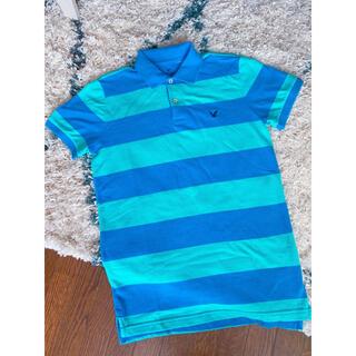 アメリカンイーグル(American Eagle)のアメリカン・イーグル ポロシャツXS(ポロシャツ)