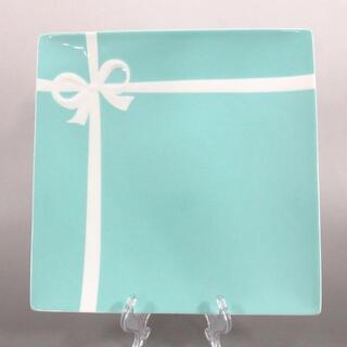 ティファニー(Tiffany & Co.)のティファニー プレート新品同様  リボン(食器)
