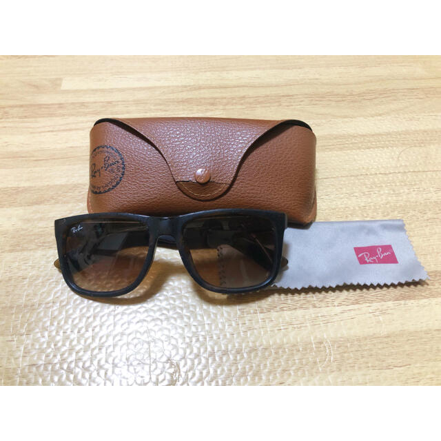 Ray-Ban(レイバン)のRay Ban Justin レイバン ジャスティン サングラス SALE!! メンズのファッション小物(サングラス/メガネ)の商品写真