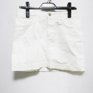 ドルチェアンドガッバーナ(DOLCE&GABBANA)のドルチェアンドガッバーナ ミニスカート 40(ミニスカート)