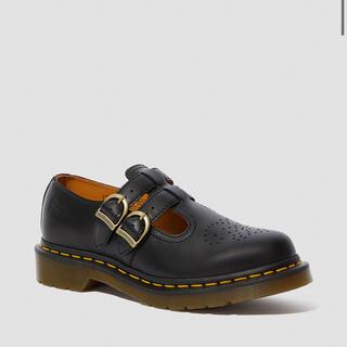 ドクターマーチン(Dr.Martens)のドクターマーチン メリージェーン 試着のみ 美品 UK4 23cm 黒 ブラック(ブーツ)