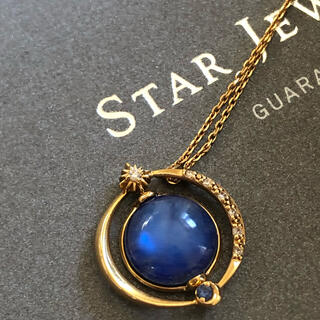 STAR JEWELRY - スタージュエリー THE EARTH k18 ネックレス
