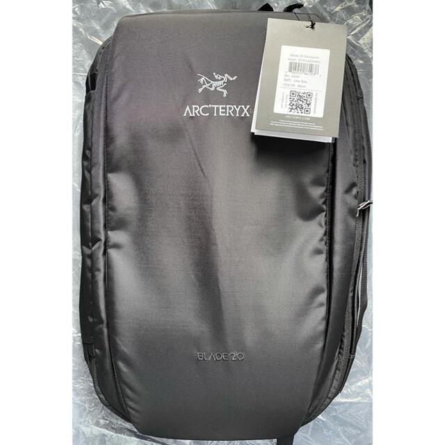 ARC'TERYX(アークテリクス)のアークテリクス BLADE20 撥水 PC収納可 ブレード20 16179 メンズのバッグ(バッグパック/リュック)の商品写真