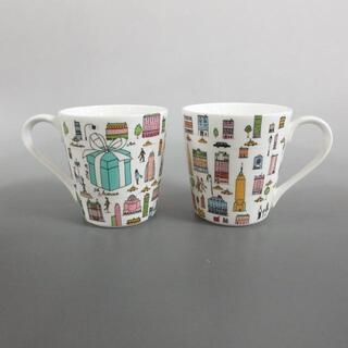 ティファニー(Tiffany & Co.)のティファニー マグカップ新品同様  陶器(食器)