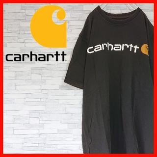 carhartt - ★激レア★ 90s Carhartt カーハート ビッグロゴ Tシャツ デカロゴ