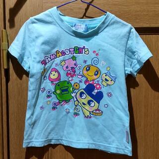 バンダイ(BANDAI)のたまごっち Tシャツ サイズ110 (065)(Tシャツ/カットソー)