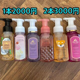 バスアンドボディーワークス(Bath & Body Works)のbath&body works ハンドソープ(ボディソープ/石鹸)