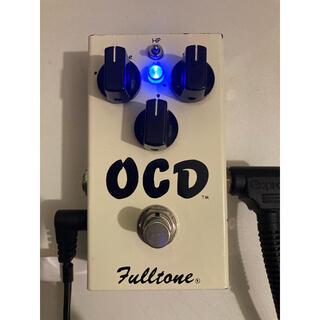 OCD FULLTONE フルトーン オーバードライブ ディストーション(エフェクター)