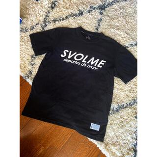 アスレタ(ATHLETA)のSVOLME TシャツM(Tシャツ/カットソー(半袖/袖なし))