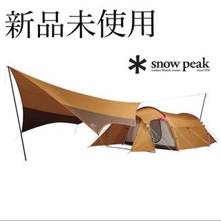 Snow Peak -  ☆snow peak ☆エントリーパックTT new   2021モデル