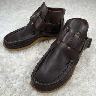 クラークス(Clarks)の新品未使用 MICHELE SECCHIARI ブーツ ショート セッキアーリ(ブーツ)