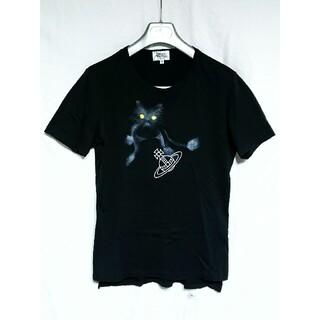 Vivienne Westwood - Vivienne Westwood MAN/黒猫 キャット Tシャツ 48