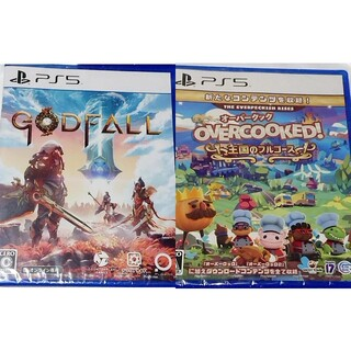 PlayStation - PS5 新品ソフト 2本セット