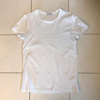 モンクレール(MONCLER)の【Ma様専用】モンクレール Moncler  Tシャツ アイボリー M (Tシャツ(半袖/袖なし))