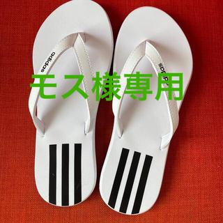 adidas - adidasビーチサンダル