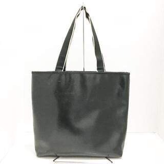 miumiu - ミュウミュウ トートバッグ - 黒×白
