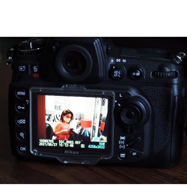 Nikon(ニコン)のルナパパよろしく スマホ/家電/カメラのカメラ(デジタル一眼)の商品写真