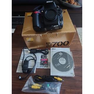 Nikon - ニコンd700(9000シャッター)