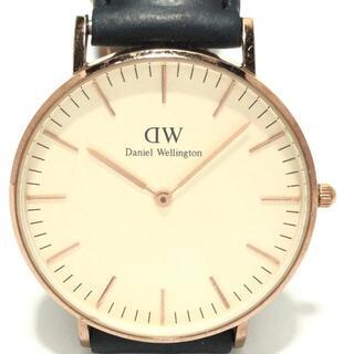 ダニエルウェリントン(Daniel Wellington)のダニエルウェリントン 腕時計 B36R5 メンズ(その他)