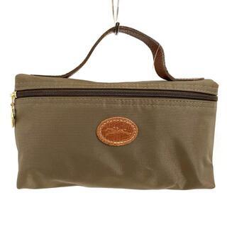 ロンシャン(LONGCHAMP)のロンシャン ハンドバッグ美品  -(ハンドバッグ)