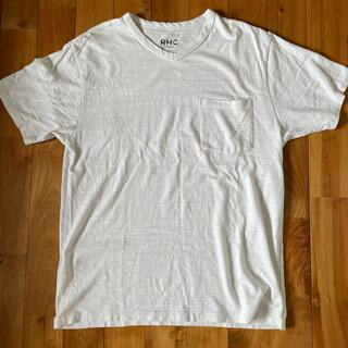Ron Herman - RHC半袖VネックTシャツ 胸ポケット