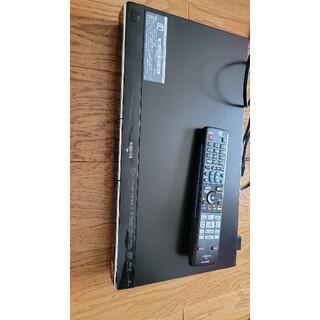 アクオス(AQUOS)のBD-HDW80 レコーダー ジャンク(ブルーレイレコーダー)