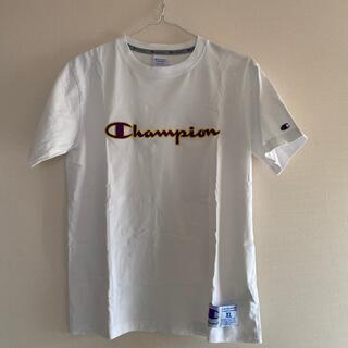 Champion - ChampionチャンピオンTシャツ 白紫 XL
