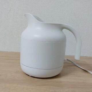 ムジルシリョウヒン(MUJI (無印良品))の無印良品電気ケトル0.5L(電気ケトル)