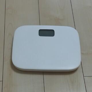 ムジルシリョウヒン(MUJI (無印良品))の無印良品体重計(体重計)